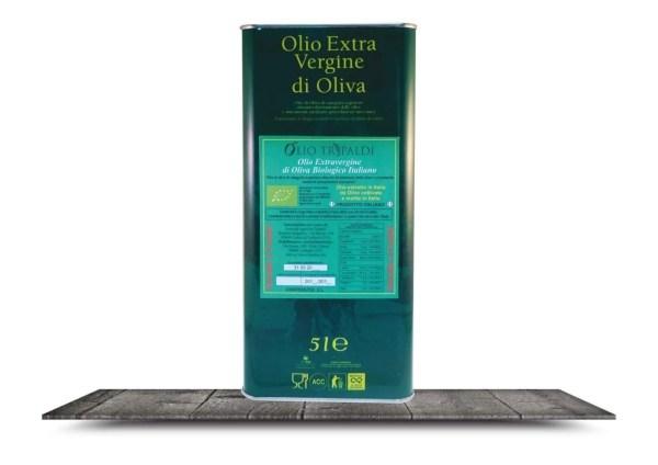 OLIO EVO BIOLOGICO ESTRATTO A FREDDO
