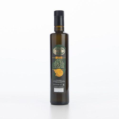 Condimento Olio Extra Vergine D'Oliva e Limoni