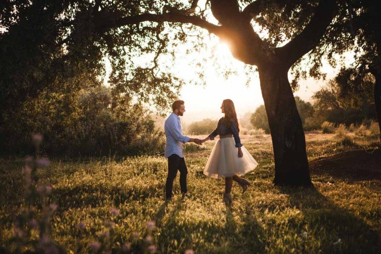 Regalo para San Valentin: Sesión de fotos en pareja