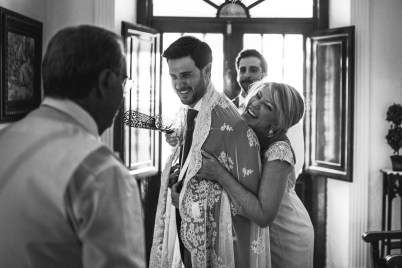 fotografo en boda en linares