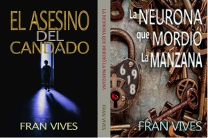 Novela El asesino del candado / La neurona que mordió la manzana