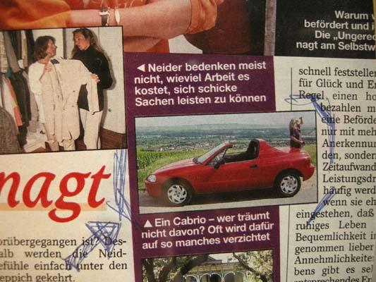 Frau & Auto