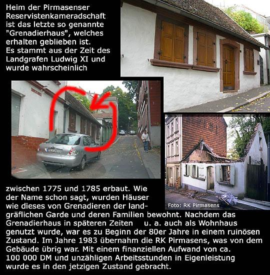 Grenadierhaus Pirmasens