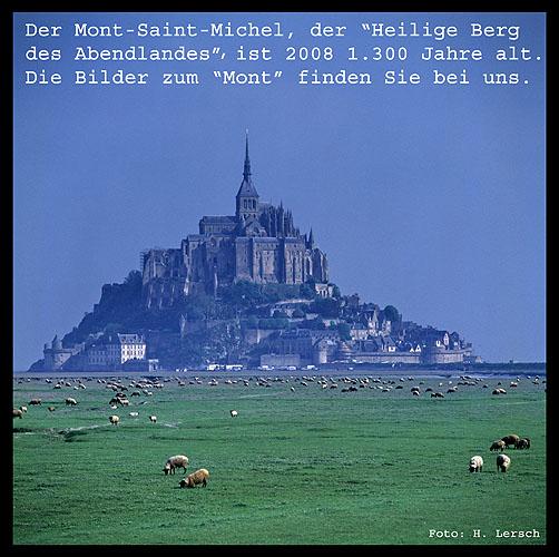 1.300 Jahre Mont-Saint-Michel