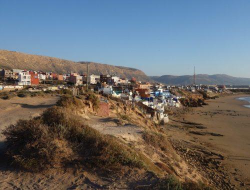 Marokko mit dem Campervan - Imsouane