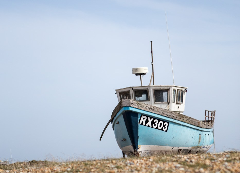 Another visit to Dungeness