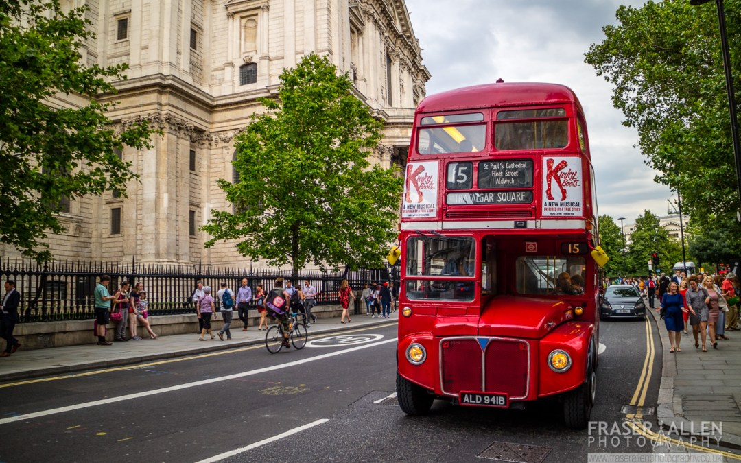 A Trip to see the sites in London