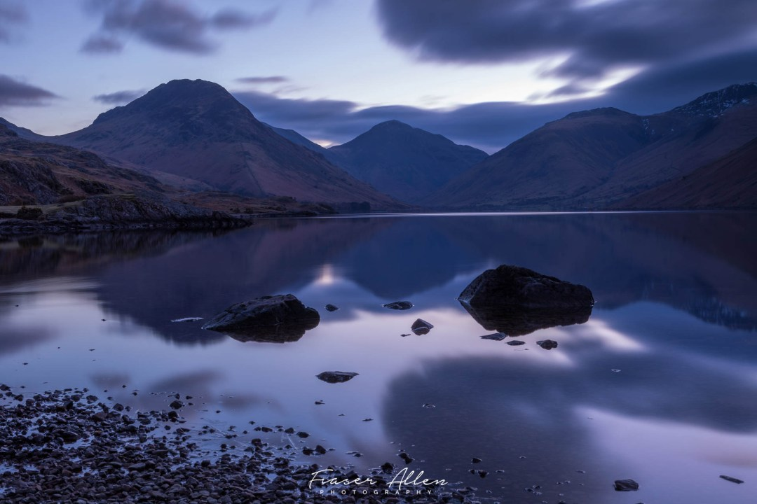 Wastwater predawn