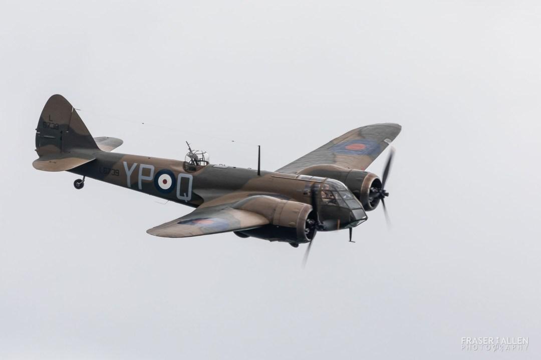 Eastbourne Airshow 2018 - ARCo Blenheim