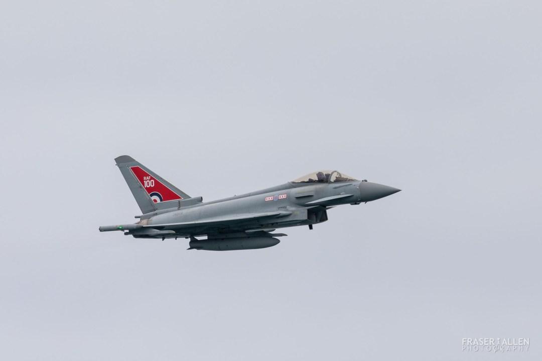 Eastbourne Airshow 2018 - RAF Typhoon