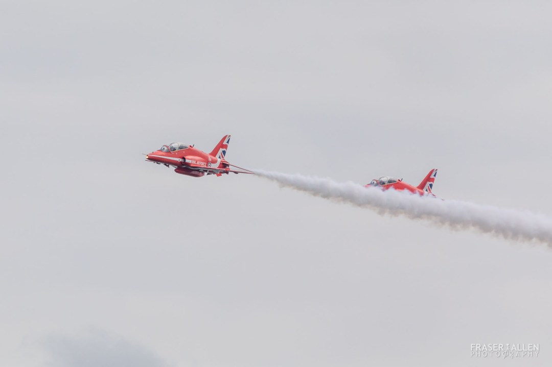 Eastbourne Airshow 2018 - Red Arrows