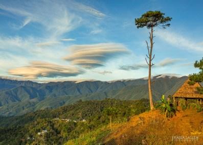 mountains of Banaue by Fraser Allen
