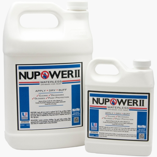 NuPower II Drywash