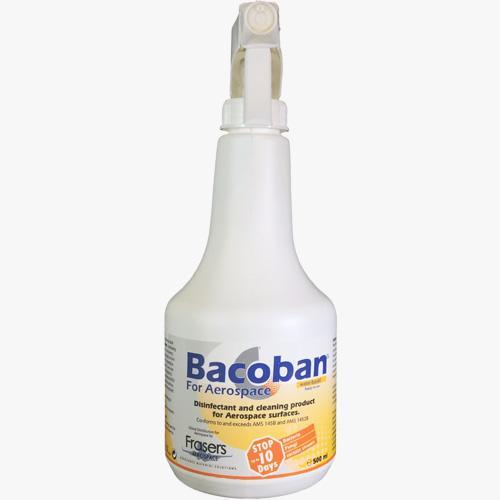 bacoban interior antibacterial cleaner