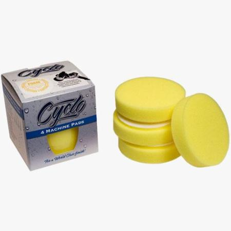 cyclo yellow pads