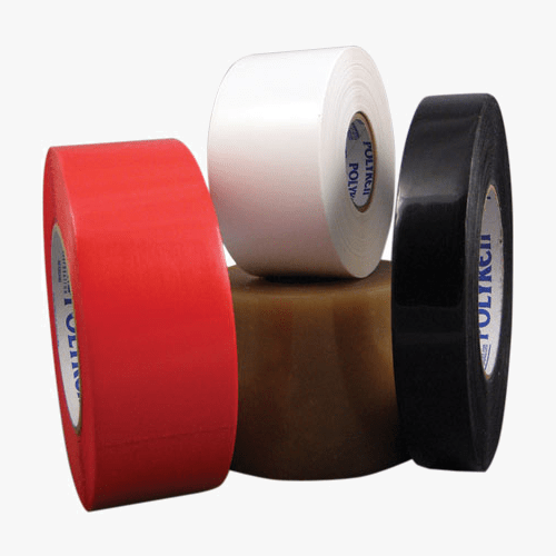 Aerospace approved tapes