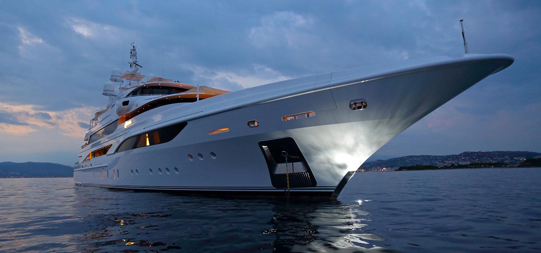 Luxury Yachts Sale Charter Management Construction