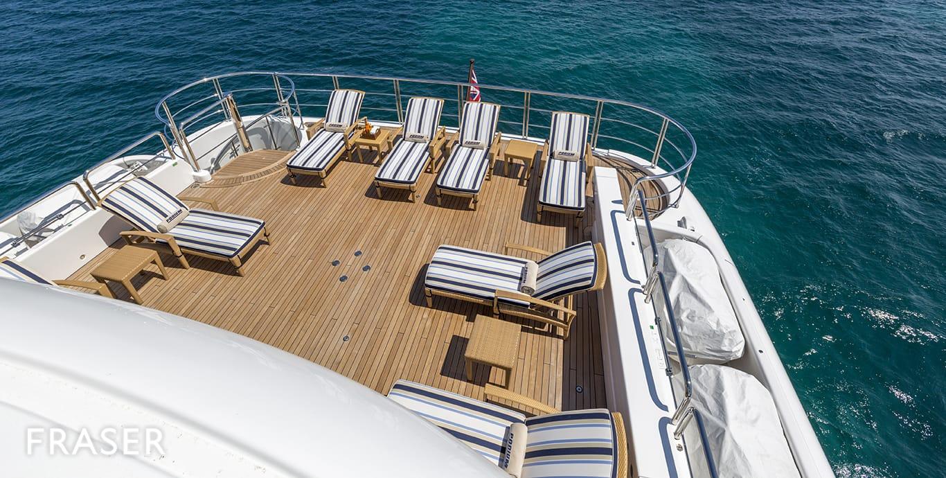 C STAR Yacht Fraser