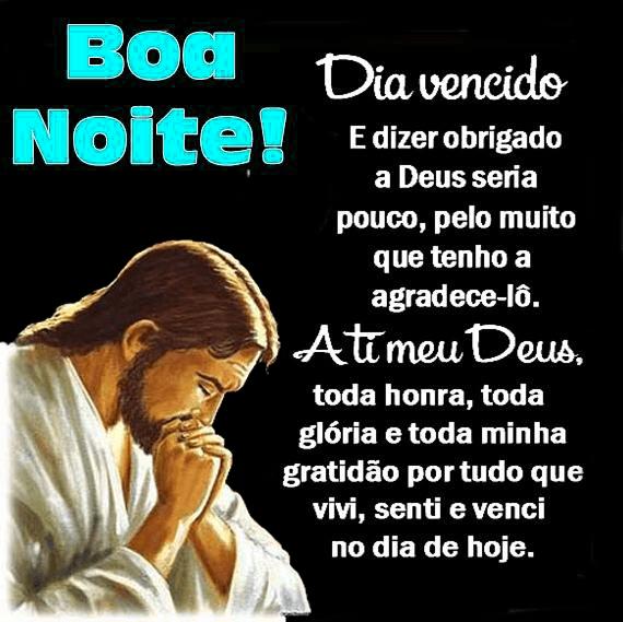 Mensagem De Agradecimento Deus