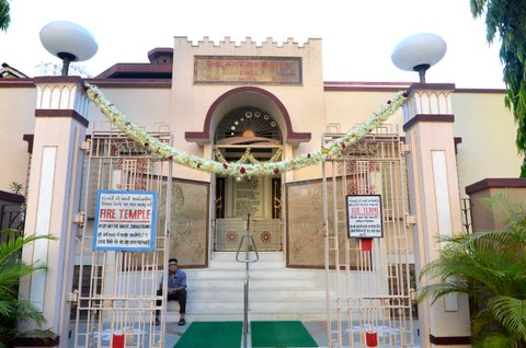 The decked up Agiary