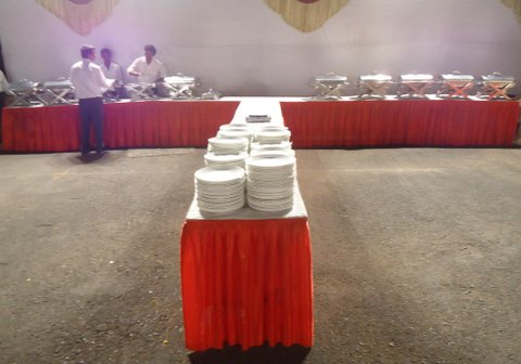 The Buffet Layout