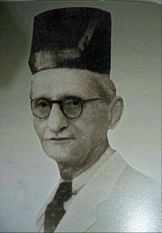 Dr. Saheb Framroze Sorabji Chiniwalla