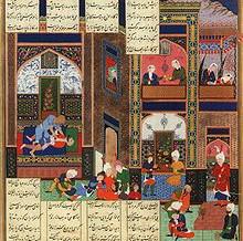 The tragic life-story of King Khosrau Parvez – part 7