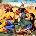 Rostam and Sohrab part 1:Rostam Nameh 13a