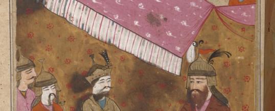 Rostam Nameh 9C: Rostam finds Kai Kobad