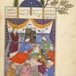 Rostam Nameh: part 5: The birth of Rostam