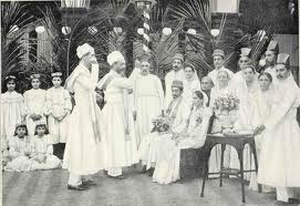 parsi wedding