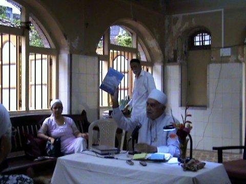 Vada Dasturji releases the book