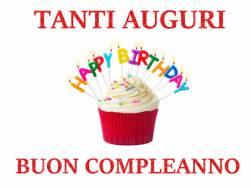 Tanti Auguri Buon Compleanno