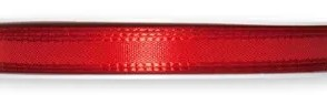 Nastro taffeta Rosso 15mm