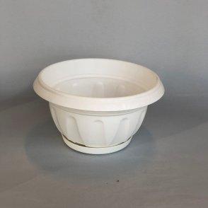 Ciotola plastica suprema D20 Bianco