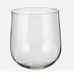 Vaso vetro UAU D13 H14