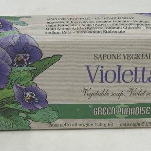 Sapone vegetale violetta