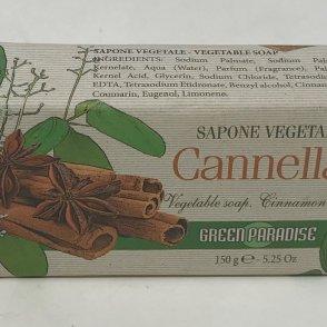 Sapone vegetale cannella