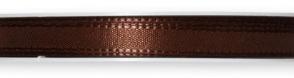 Nastro taffeta Marrone 8mm