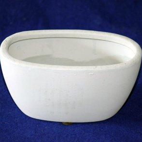 Ciotola ceramica azzurra
