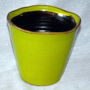 Vaso Celio verde