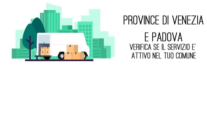 Province di Venezia e Padova
