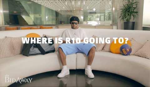 Video della campagna di Ronaldinho su Bidaway