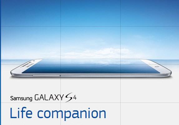 Samsung Galaxy S4: Offerta H3G 3 Italia