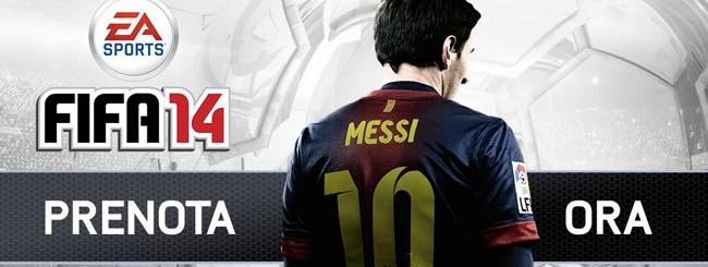 Prenotazione FIFA 14: Tutte le edizioni in preordine