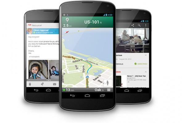 LG Italia: Riparazione Nexus 4 comprati all'estero