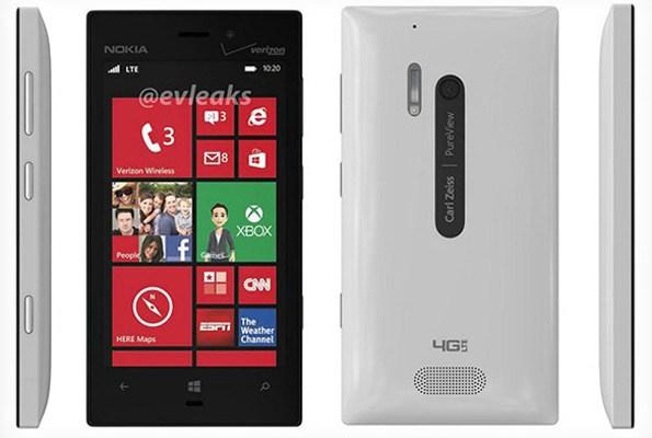 Nokia Lumia 928: Caratteristiche tecniche e prezzo ufficiale