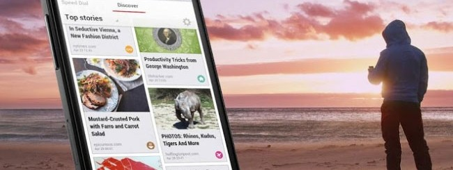 Opera per Android: Download versione finale