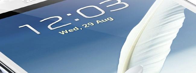 Benchmark Samsung Galaxy Note 3 con Android 4.3: Risultati