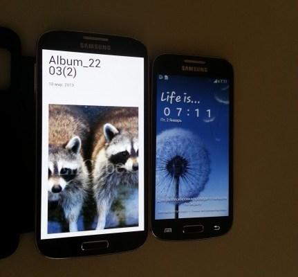 Samsung Galaxy S4 Mini e HTC One Mini: Come potrebbero essere?